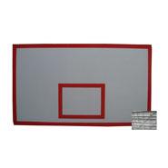 smc篮板V字型篮板(翻边3.5cm加强型防雨雪