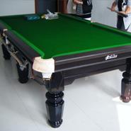 伯爵美式台球桌020