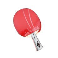 红双喜 X系列3星3002双面反胶横拍乒乓球拍