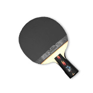红双喜X系列4星级4006单面反胶直拍乒乓球拍