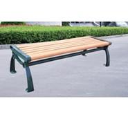 防腐山樟木休闲椅Y7101