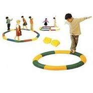 儿童踩踏平衡触觉板早教器材