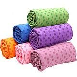 防滑瑜伽铺巾