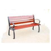 户外木条休闲椅FZ08