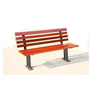 户外木条椅FZ03