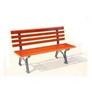 户外木条休闲椅FZ07