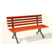 户外公园木条椅FZ25C