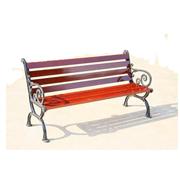 户外木条休闲椅FZ10