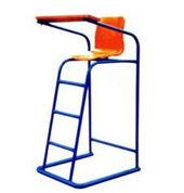 普通羽毛球裁判椅